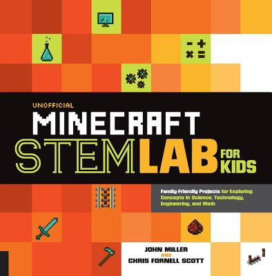Image for UNOFFICIAL MINECRAFT STEMLAB FOR KIDS