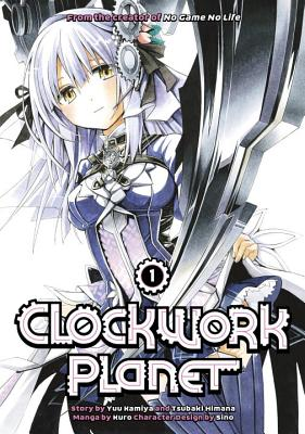 Image for Clockwork Planet 1