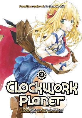 Image for Clockwork Planet 3