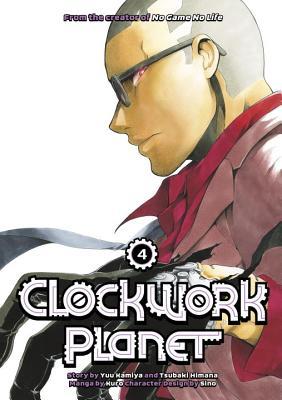 Image for Clockwork Planet 4