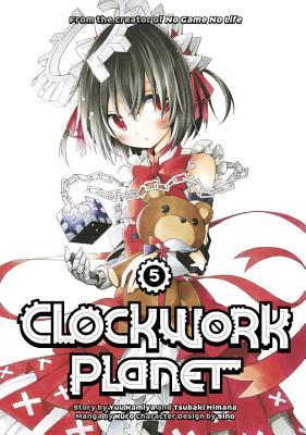 Image for Clockwork Planet 5