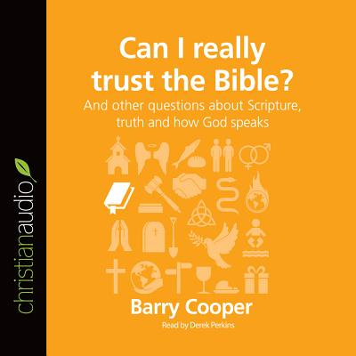 Image for Can I Really Trust the Bible? - CD