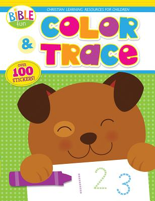Image for Bible Fun: Color & Trace