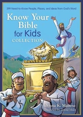 Image for Know Your Bible for Kids Collection