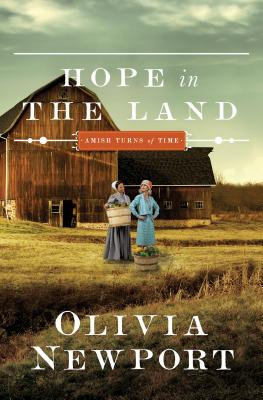 Image for Hope in the Land (Amish Turns of Time)