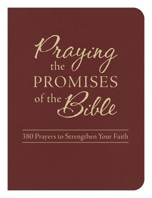 Image for Praying the Promises of the Bible: 380 Prayers to Strengthen Your Faith