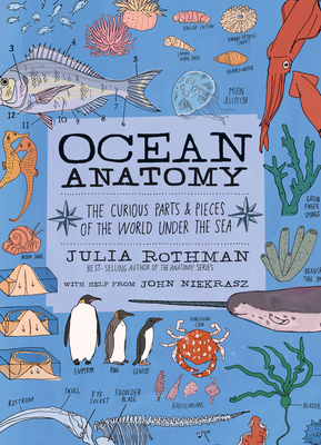 Image for OCEAN ANATOMY: THE CURIOUS PARTS & PIECES OF THE WORLD UNDER THE SEA