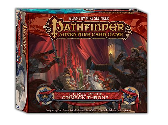 Image for Pathfinder Adventure Card Game: Curse of the Crimson Throne Adventure Path
