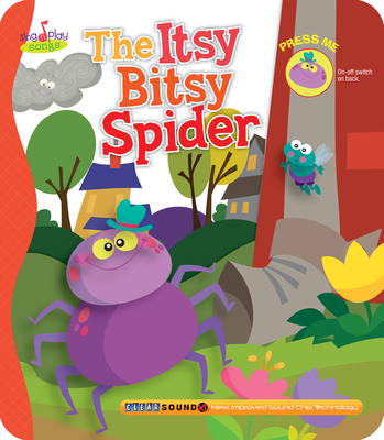 Image for The Itsy Bitsy Spider (Sing N Play Songs)