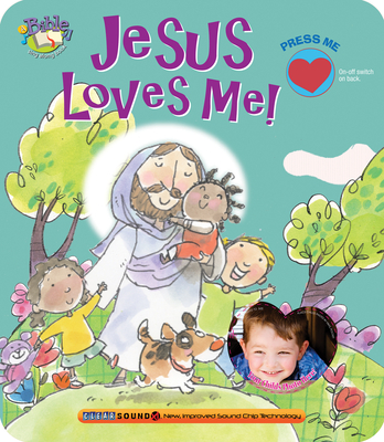 Image for Jesus Loves Me! (My Bible Sing Along Book)