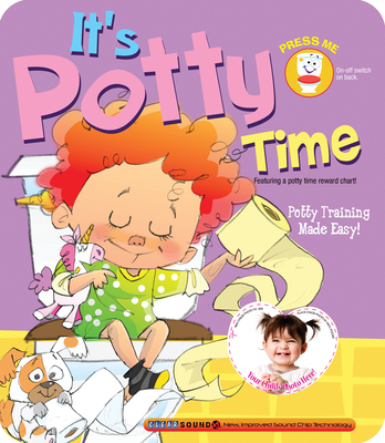 Image for It's Potty Time for Girls (Time To...Book)