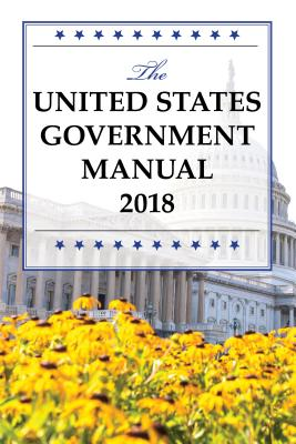 Image for The United States Government Manual 2018