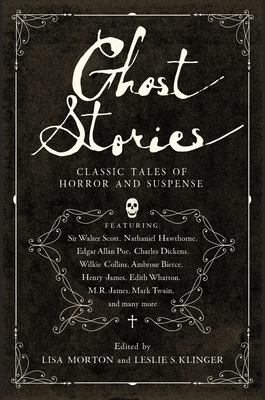 Image for GHOST STORIES: CLASSIC TALES OF HORROR AND SUSPENSE