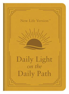 Image for Daily Light on the Daily Path: New Life Version