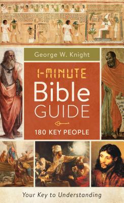 Image for 1-Minute Bible Guide: 180 Key People