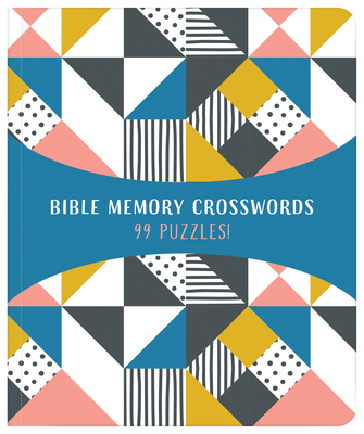 Image for Bible Memory Crosswords: 99 Puzzles!