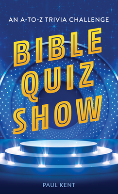 Image for Bible Quiz Show: An A-to-Z Trivia Challenge