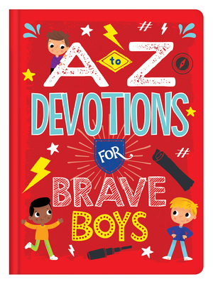 Image for A to Z Devotions for Brave Boys