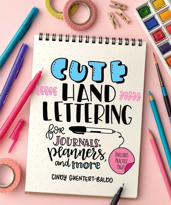 Image for CUTE HAND LETTERING