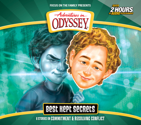 Image for Best Kept Secrets (Adventures in Odyssey #69)