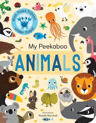 Image for MY PEEKABOO ANIMALS