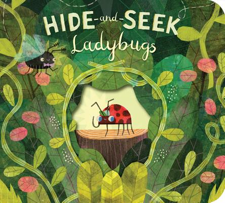 Image for HIDE-AND-SEEK LADYBUGS