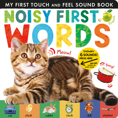 Image for NOISY FIRST WORDS