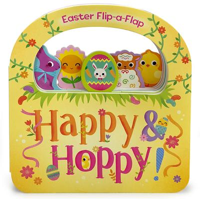 Image for HAPPY & HOPPY! (EASTER FLIP-A-FLAP)