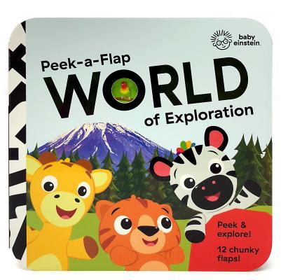 Image for Baby Einstein World of Exploration: Peek a Flap Book