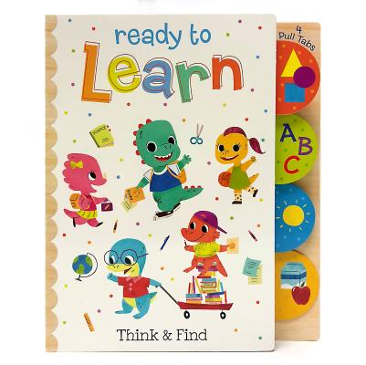 Image for THINK & FIND: READY TO LEARN