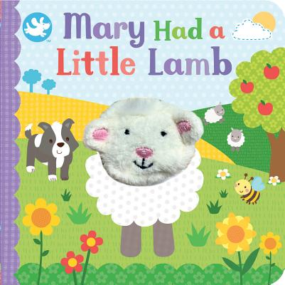 Image for Mary Had a Little Lamb (Finger Puppet Book) (Finger Puppet Board Book)