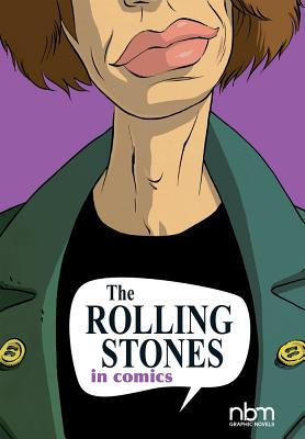 Image for ROLLING STONES IN COMMICS!