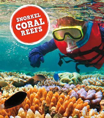 Snorkel Coral Reefs (Amazing Adventures), Kelley, K.C.