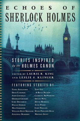 Image for Echoes of Sherlock Holmes: Stories Inspired by the Holmes Canon