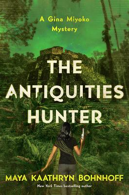 Image for The Antiquities Hunter: A Gina Myoko Mystery