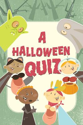 Image for A Halloween Quiz (Pack of 25)