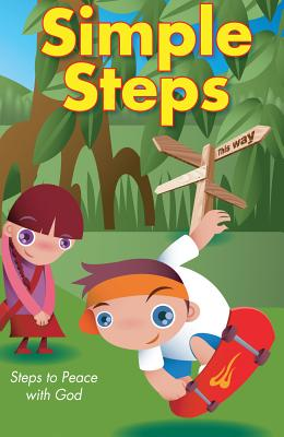 Image for Simple Steps to Peace with God (Pack of 25)
