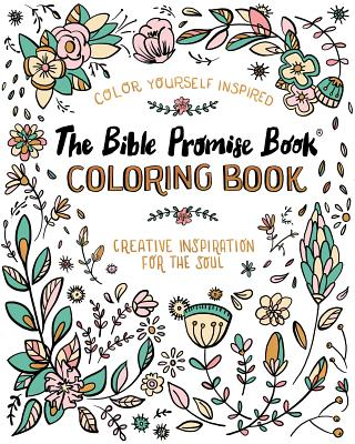 Image for The Bible Promise Book?: Creative Inspiration for the Soul (Color Yourself Inspired)