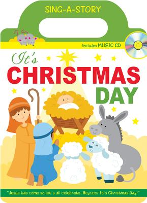 Image for It's Christmas Day Sing-a-Story Book