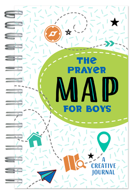 Image for The Prayer Map for Boys: A Creative Journal