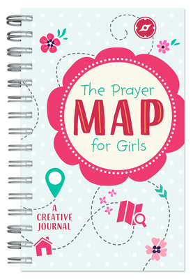 Image for The Prayer Map for Girls: A Creative Journal