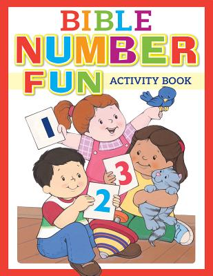 Image for Bible Number Fun Activity Book