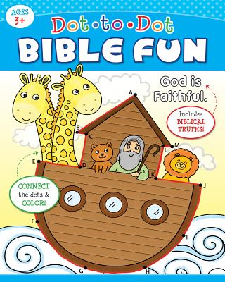 Image for Dot-to-Dot Bible Fun