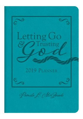 Image for 2019 Planner Letting Go and Trusting God