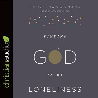 Image for Finding God in My Loneliness