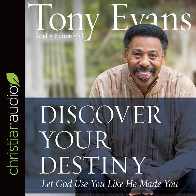 Image for Discover Your Destiny: Let God Use You Like He Made You (CD Audiobook)