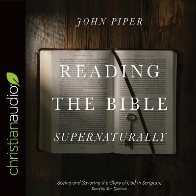 Image for Reading the Bible Supernaturally CD Audiobook