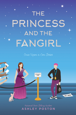 Image for PRINCESS AND THE FANGIRL