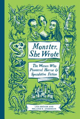 Image for MONSTER, SHE WROTE