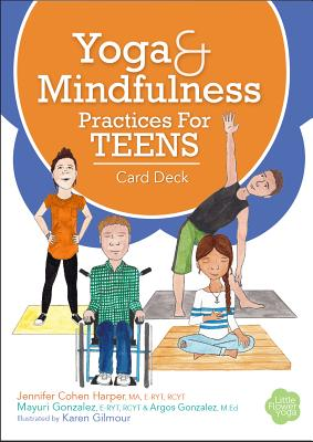 Image for Yoga and Mindfulness Practices for Teens Card Deck